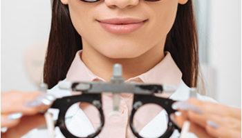 Бесплатная проверка зрения